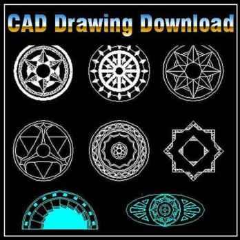 Mosaic Design Drawing